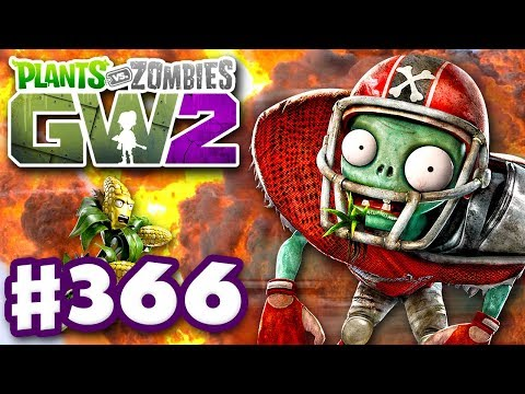 HEAVY FIRE! Super Mix Mode - Plants vs. Zombies: Garden Warfare 2 - Gameplay Part 366 (PC)