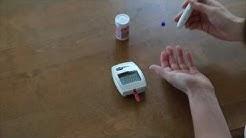 Hemoglobiinin mittaus video-ohje