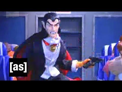 Vampire 8:00-9:00 PM | Robot Chicken | Adult Swim