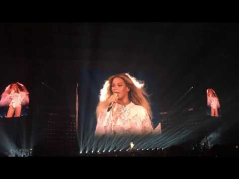 Beyonce 2016 Friends Arena Stockholm