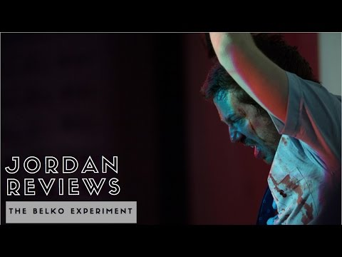 Jordan reviews THE BELKO EXPERIMENT