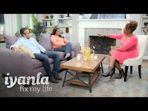 "Iyanla to Trina Braxton: ""Hush!"" | Iyanla: Fix My Life | Oprah Winfrey Network"