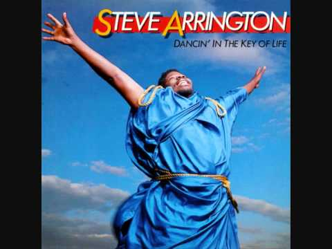 Steve Arrington - Feel So Real (1985).wmv