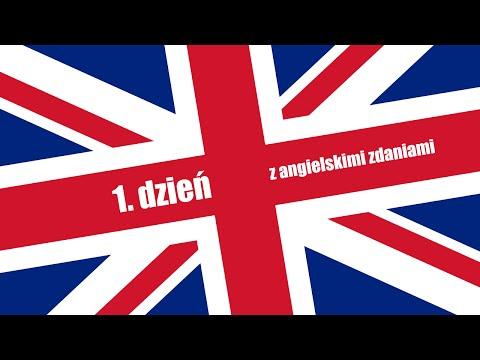 Intensywny angielski #1 - 15 odcinkowy kurs angielskiego
