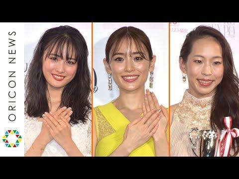泉里香&大友花恋&野口啓代がネイルクイーン2019を受賞! 『ネイルクイーン2019』授賞式