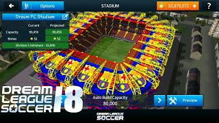 This video is about how to make fc barcelona stadium in dls18 (fcb outfit change dls18)dream league soccer2018 update ba...