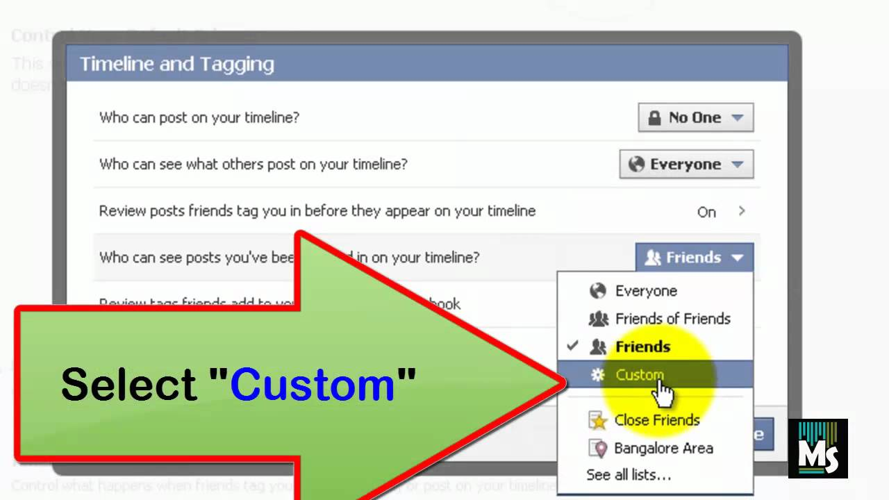 how to hide the posts and photos you have been tagged in on facebook timeline | Facebook Privacy