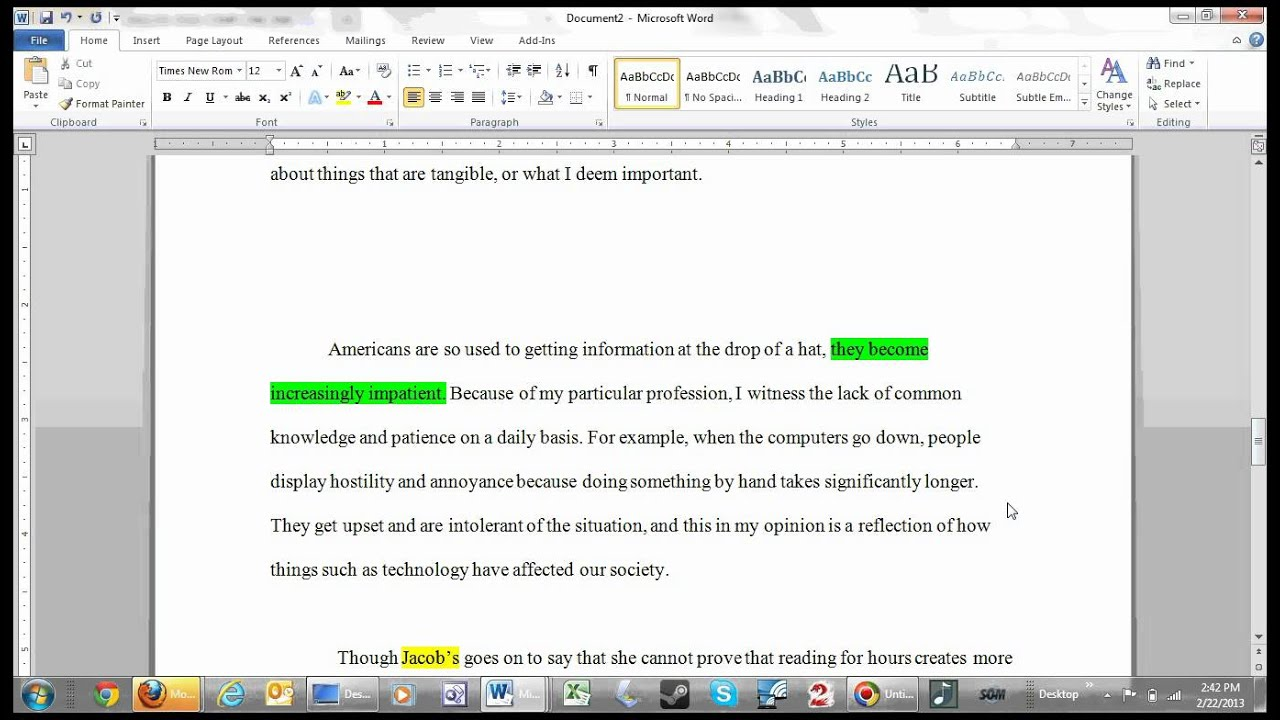 English Essay Ideas  Example Of Essay With Thesis Statement also Essay For Science Play Critique Example Essay Example Of Thesis Statement In An Essay