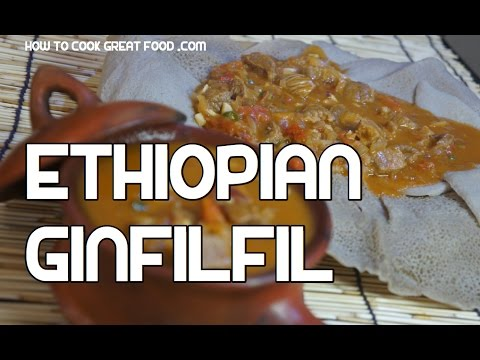 how to cook ethiopian food youtube