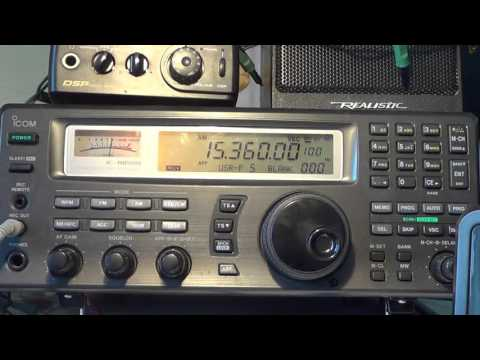 Adventist World radio from Sri Lanka relay on Shortwave