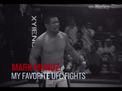Fight Night Manila: Mark Munoz - Top 3 UFC Fights