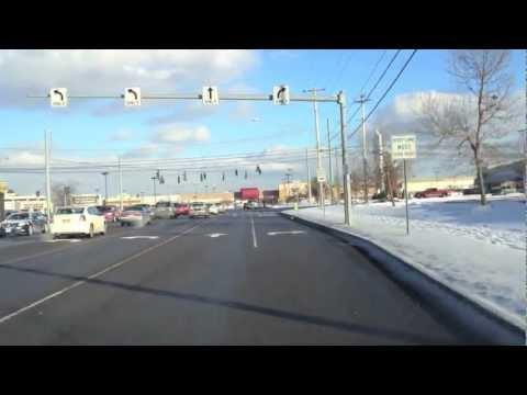 Galleria Drive / Union Road (Cheektowaga NY)