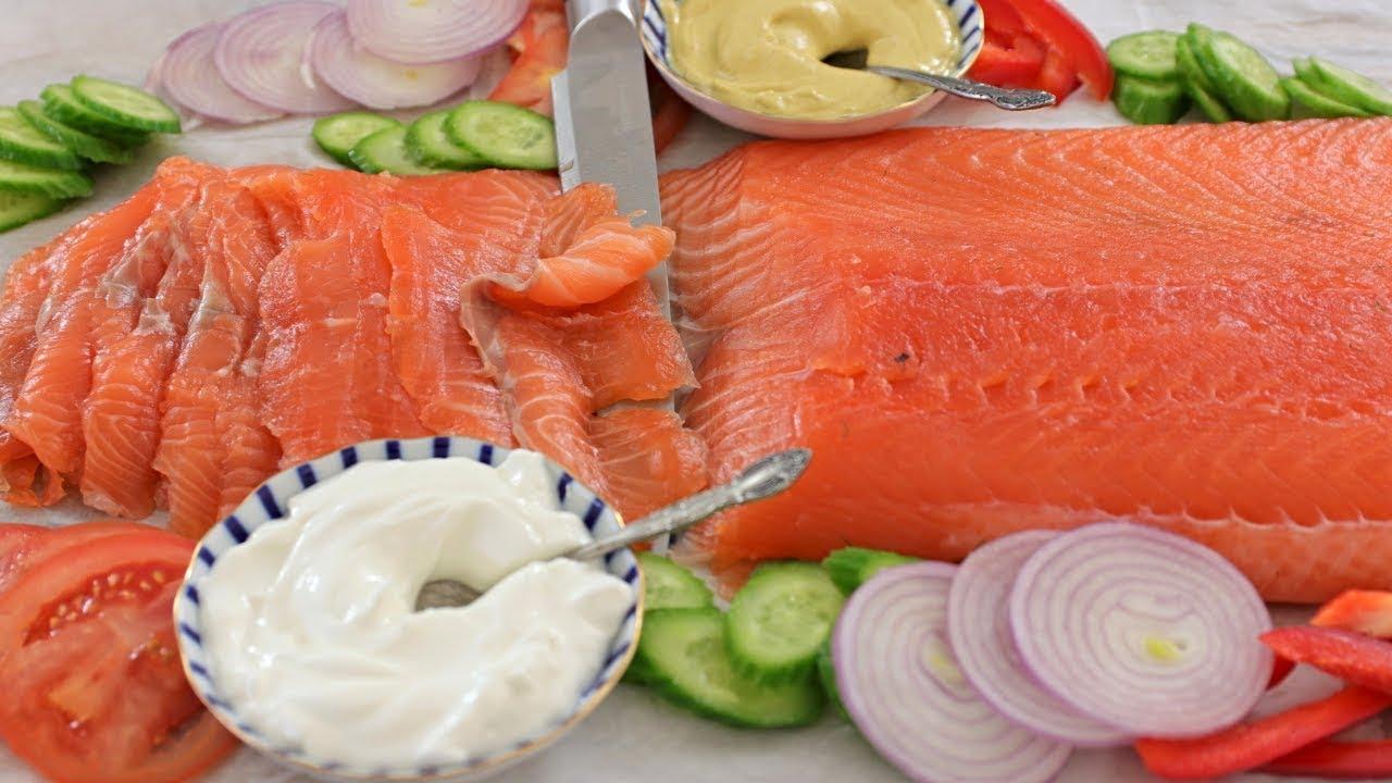 Cured Salmon Recipe | How to Make Gravlax