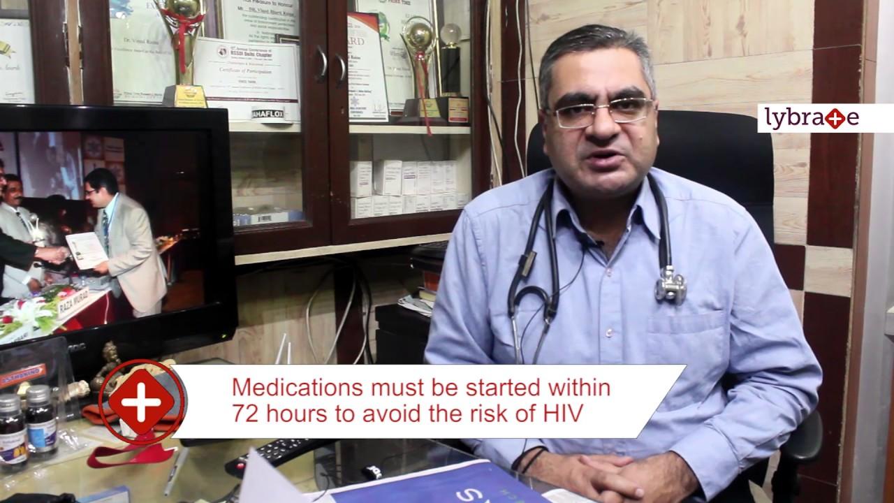 Download Lybrate | Dr Vinod Raina Talks About HIV PEP Drugs