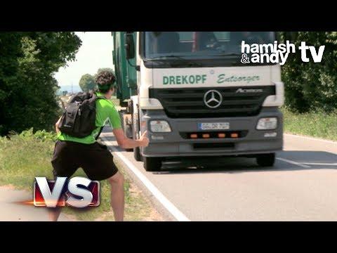 Hamish VS Andy