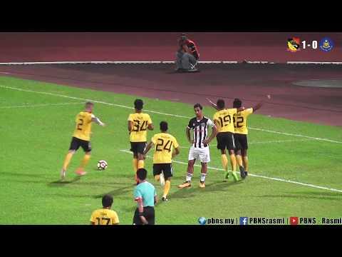 Highlight TM Piala Malaysia 2017: Negeri Sembilan vs Pahang