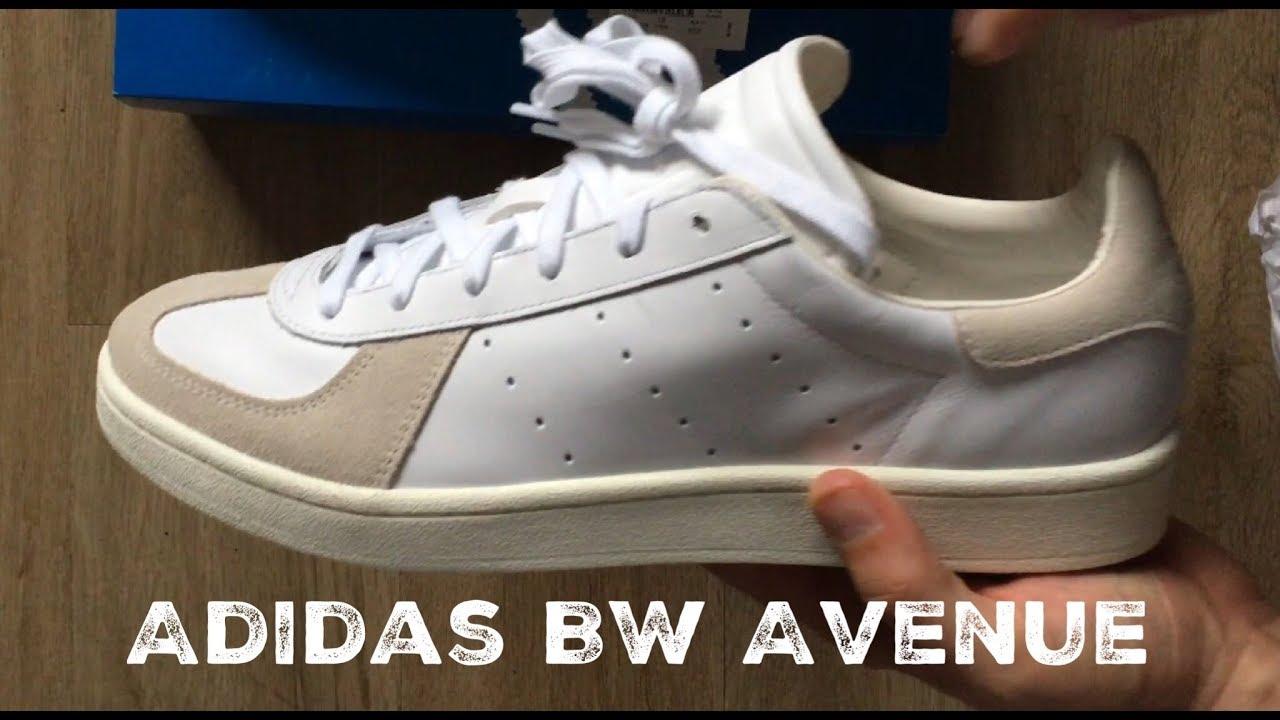 Adidas BW Avenue 'white'   UNBOXING