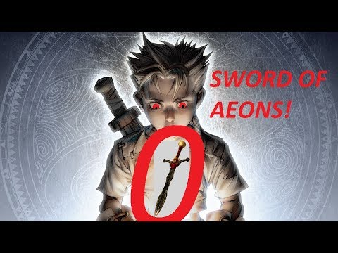 Fable Anniversary Sword Of Aeons Early Glitch