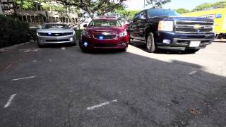 Grace Pacific Roadway Solutions - Whelen Vehicle Outfitting for Hawaii Five-0