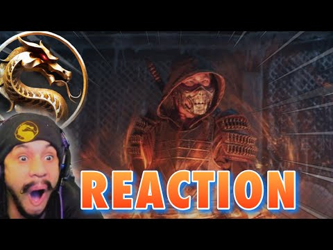 Mortal Kombat Movie - OFFICIAL REACTION! - unrooolie