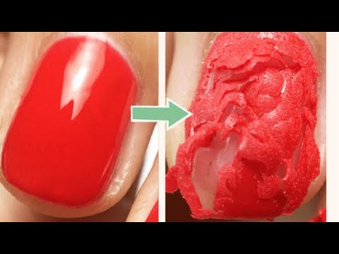 OMG Exploding Nail Polish Remover!!!! (Viral Trend)