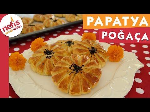 Papatya Poğaça Tarifi - Poğaça Tarifi - Nefis Yemek Tarifleri