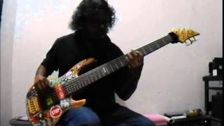 Zero Degree Nashid - Blues of Love (bass cover) by cutter son