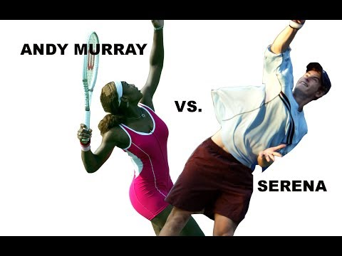 Andy Murray vs Serena