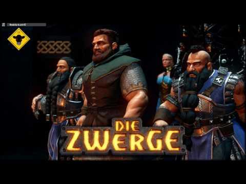 Die Zwerge (Die Zwerge Saga 2) YouTube Hörbuch auf Deutsch