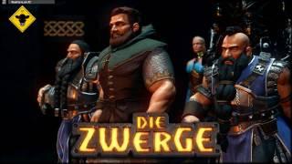 Die Zwerge - Teil 1 - Die lange Reise ins ungewisse...  [ deutsch | gameplay ]