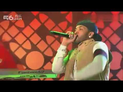 Lloyd Banks Beamer Benez Or Bentley live on Jimmy Kimmel 2011