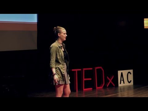 The Cost of Travel | Devan McNabb | TEDxAlmaCollege