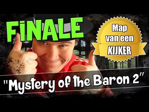 """FINALE! - """"Mystery of the Baron 2!"""" - Minecraft - Map van een kijker!"""