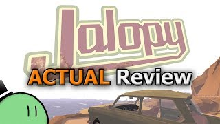 Jalopy (ACTUAL Game Review)