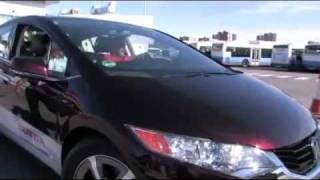 Honda FCX Clarity. Características del vehículo eléctrico de pila de combustible de hidrógeno