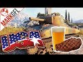 Happy July 4th! All-American World of Tanks