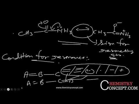 Resonance V/S Mesomeric effect |Organic Chemistry|