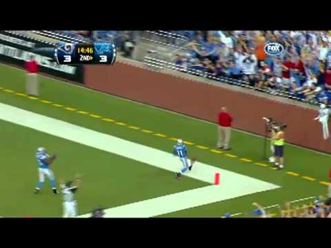 Stefan Logan 105 yard Kickoff Return Touchdown