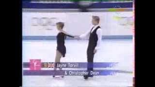 Jayne Torvill & Christopher Dean - 1994 Olympic Games CD2