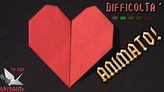 [ORIGAMI ITA] - Cuore Che Batte (David Petty) || San Valentino Special