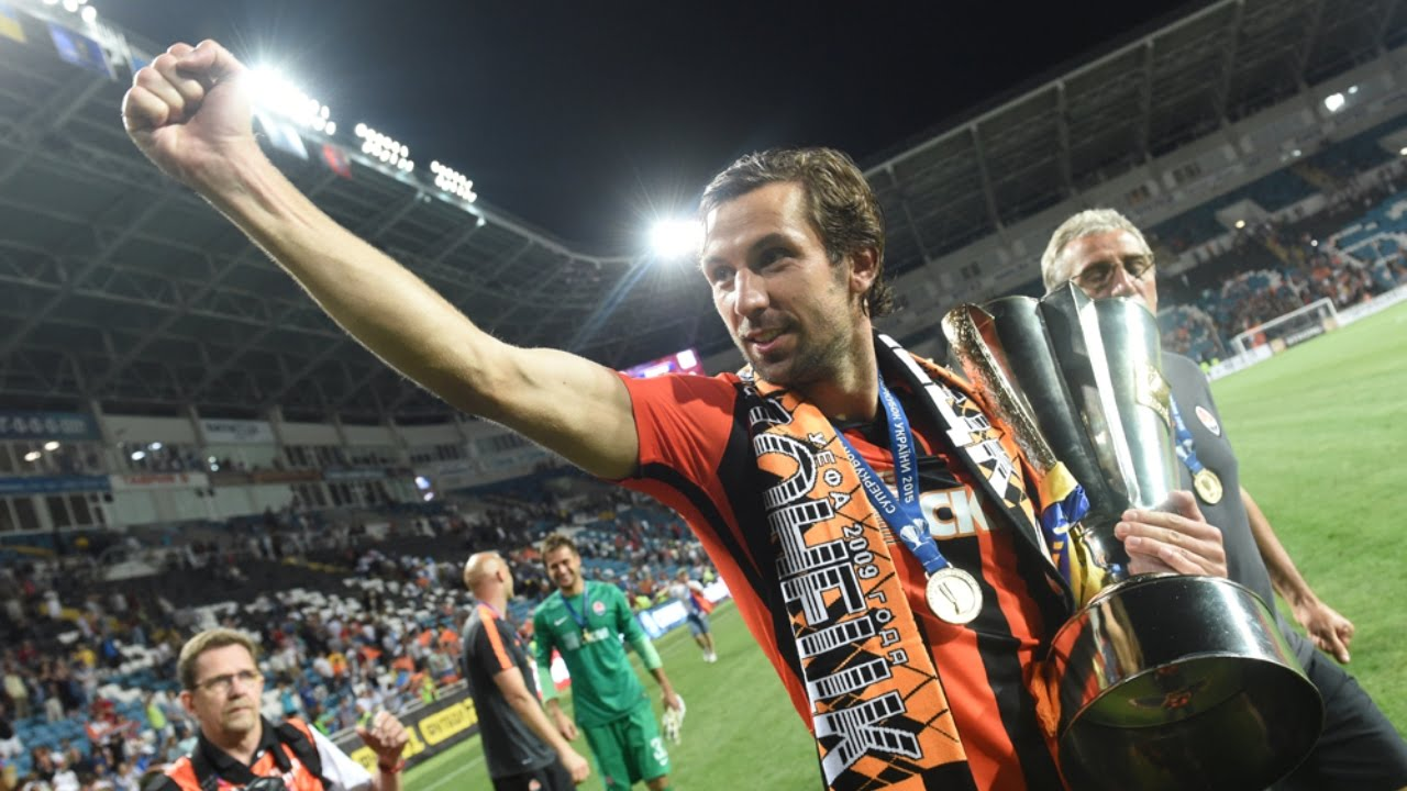 Darijo Srna FC Shakhtar Legend