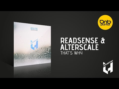 Readsense & Alterscale - That`s Why [Live History Records]