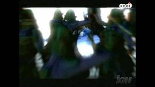 Samurai Warriors: State of War Sony PSP Trailer -