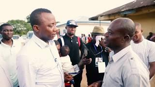 Gambar cover Presidential Aspirant Omoyele Sowore Visits Bakassi IDP Camp