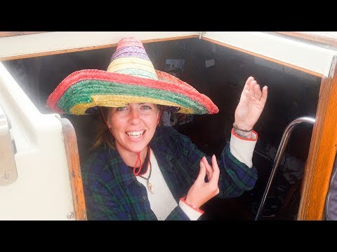 As Mexican as it gets on the coast of Africa!! - Sailing Ves