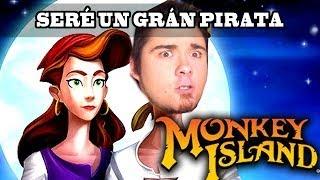 MONKEY ISLAND: SOY UN EXPERTO EN EL DOBLAJE