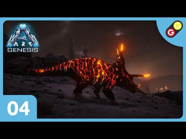 ARK : Survival Evolved - Genesis #04 On visite les biomes ! [FR]