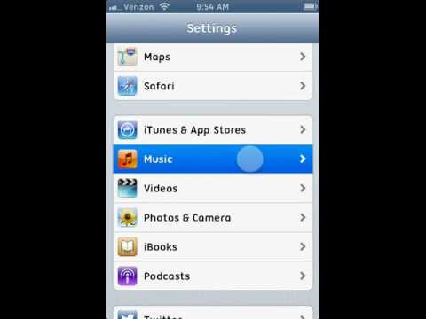 """Need developer to make iTunes match """"Show all Music"""" on/off toggle"""