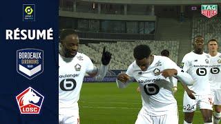 FC GIRONDINS DE BORDEAUX - LOSC LILLE (0 - 3) - Résumé - (GdB - LOSC) / 2020-2021