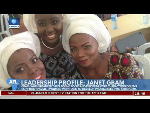Young Janet Gbam Commits To Defending Vulnerable Citizens For Free Pt.3 |Africa's Future Leaders|